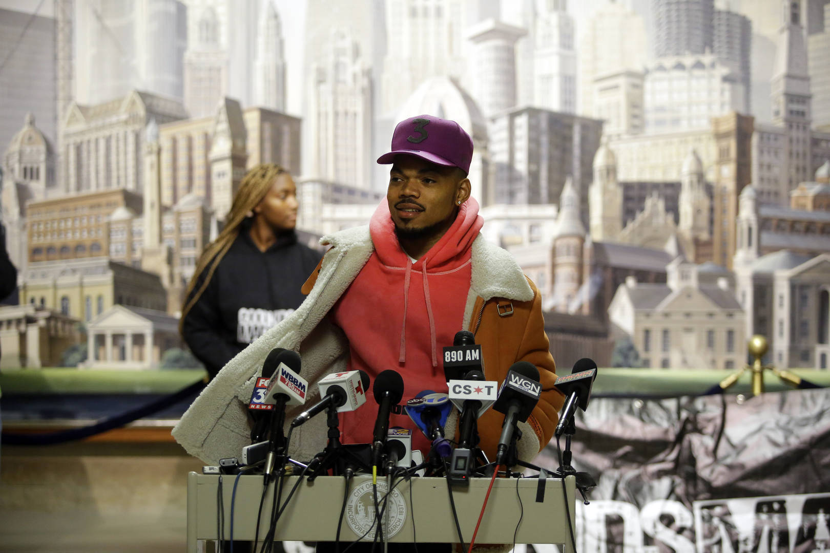 Chance The Rapper Puts Twitter On Blast After Tumblr Pledges To Remove Porn
