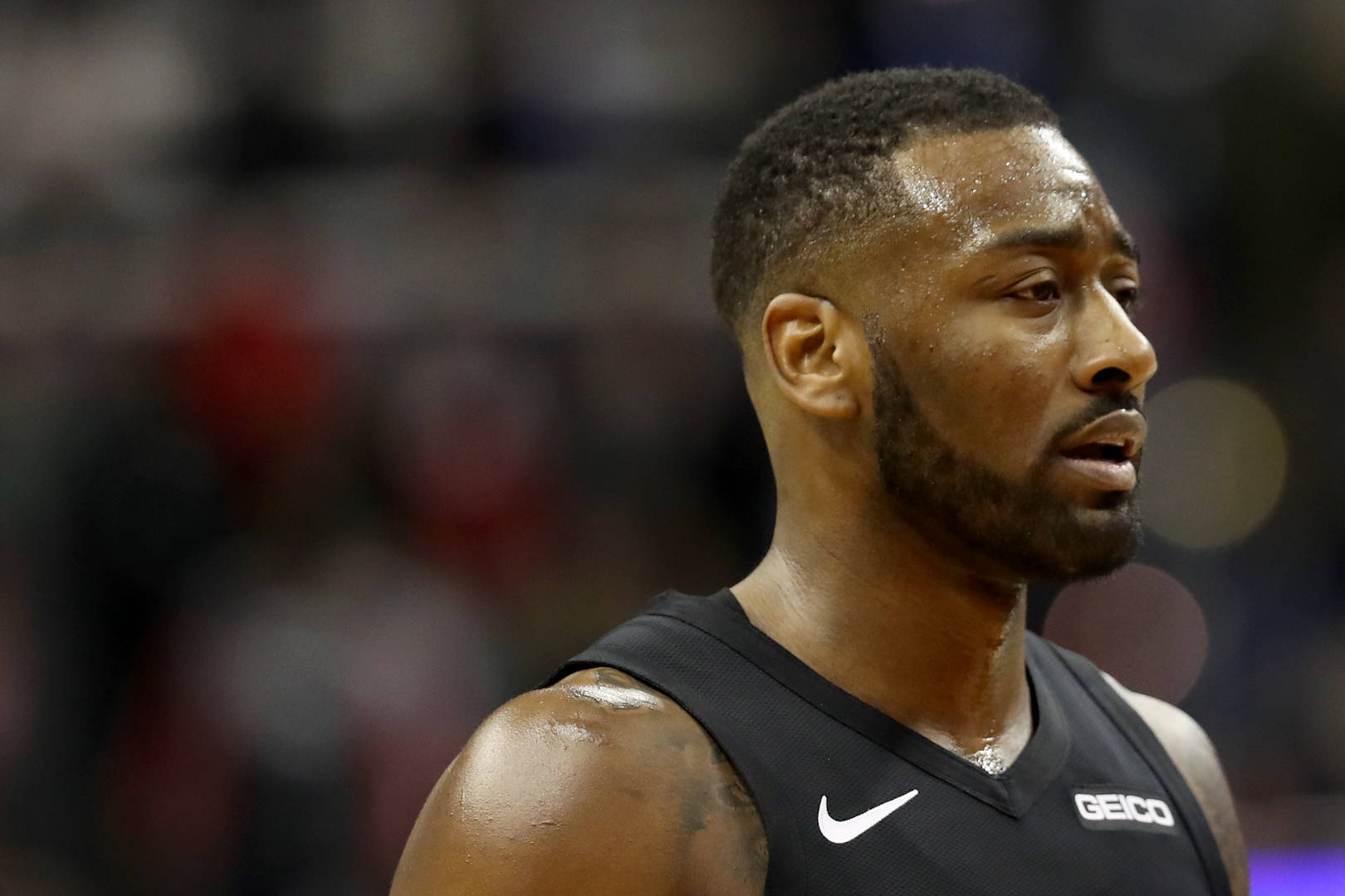 John Wall Out For The Season With Heel Injury