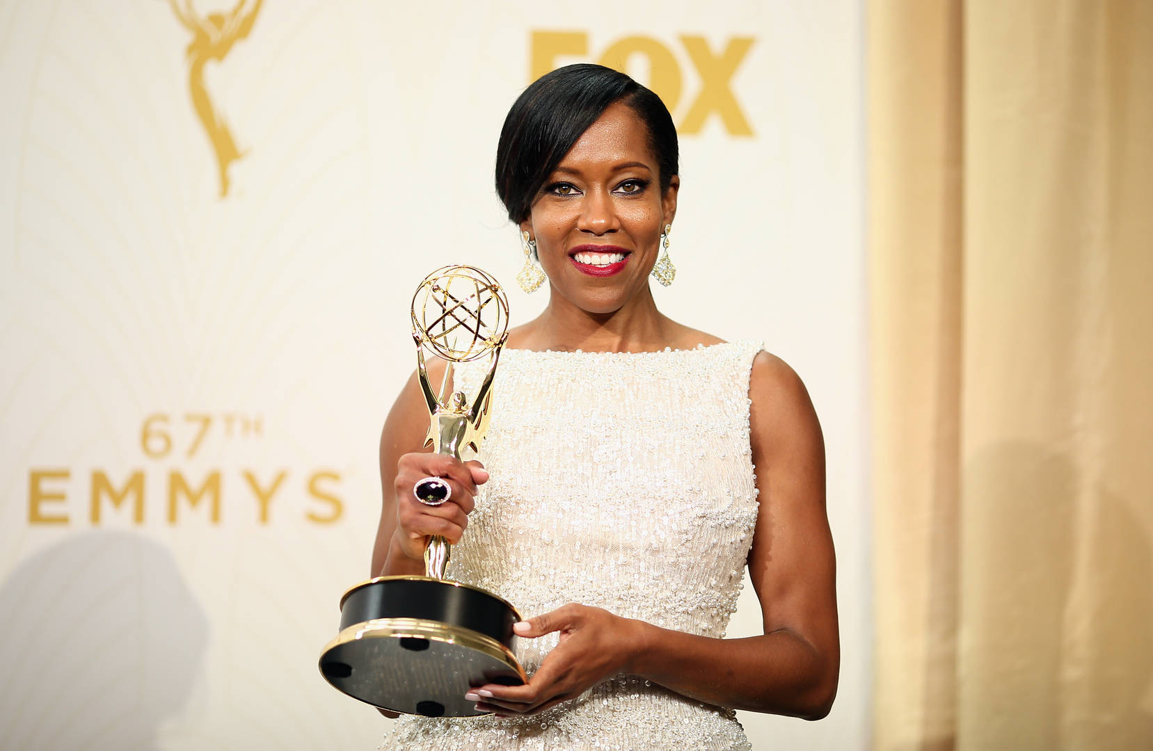 "Regina King Discusses Hollywood Success: ""You Just Can't Let That 'No' Shut You Down"""