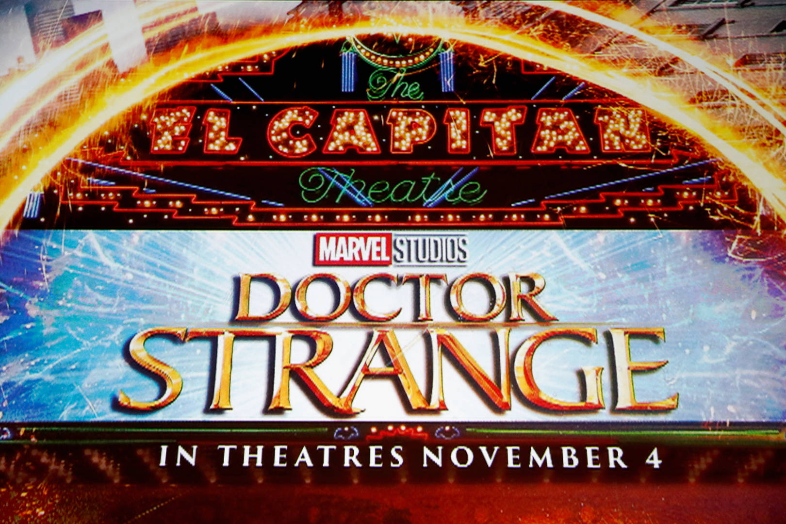 Doctor Strange sequel moving forward with original director Scott Derrickson
