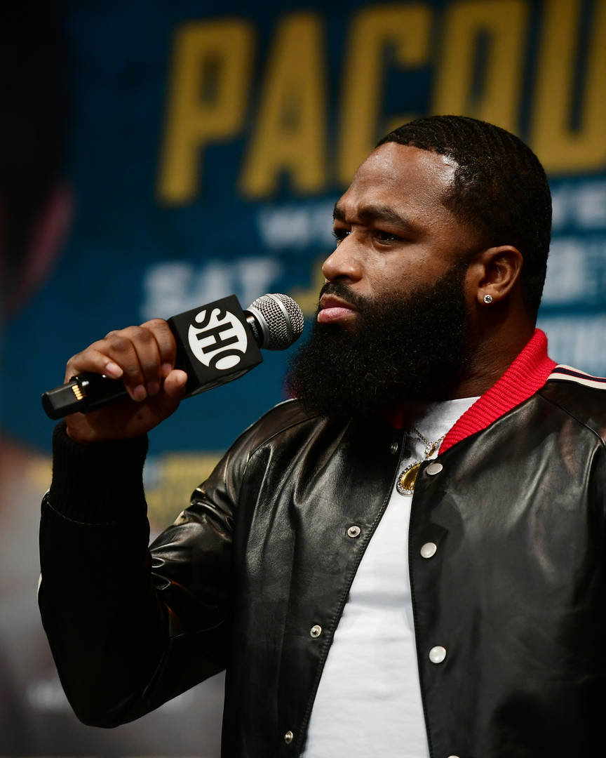 Adrien Broner Was Arrested Two Days Before Christmas