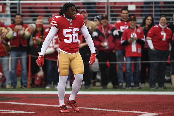 Reuben Foster's Ex Shares Details Of Alleged Assault