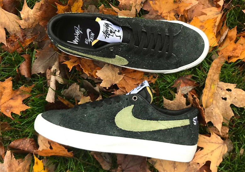 sale retailer c68c5 bc91e Stussy x Nike SB Collabs Coming Soon: Release Details