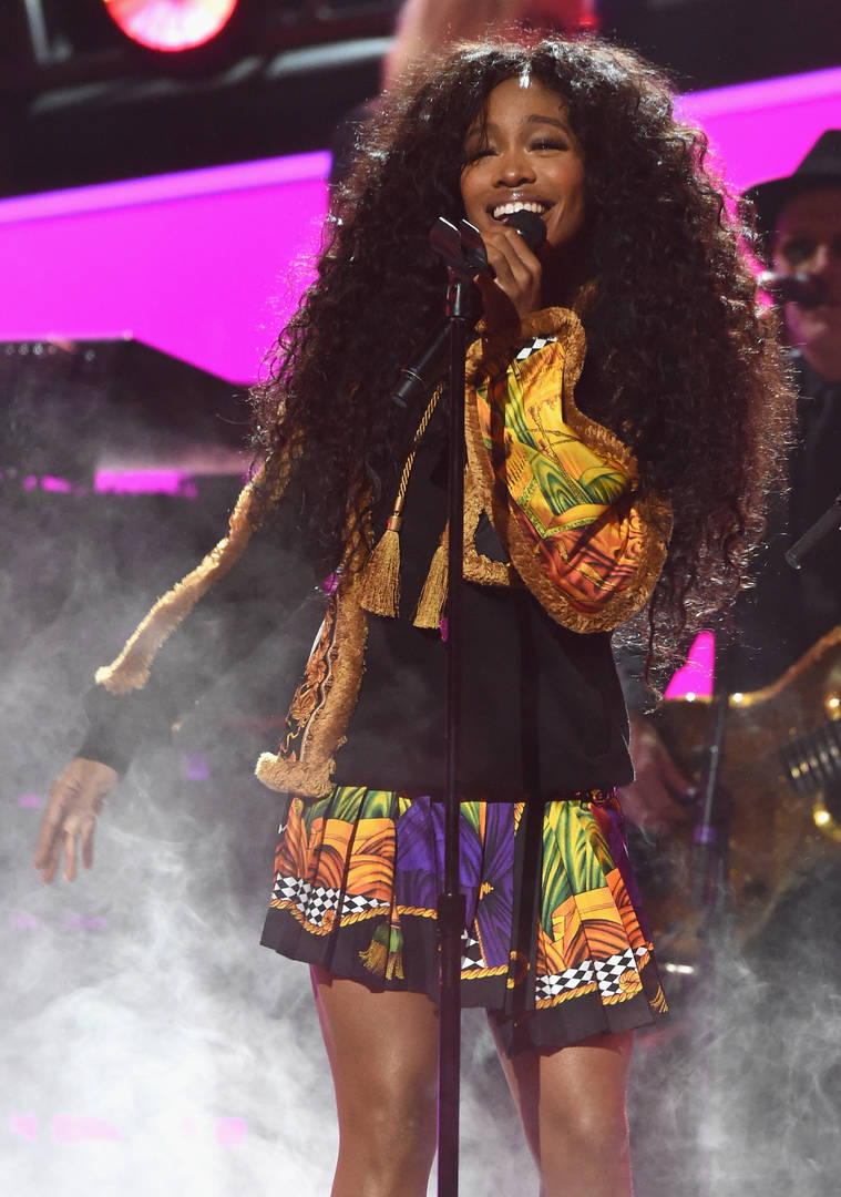 SZA Previews Gorgeous New Song
