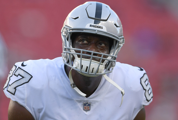 Raiders' Jared Cook Accuses TSA Of Stealing Luggage On Pro Bowl Trip