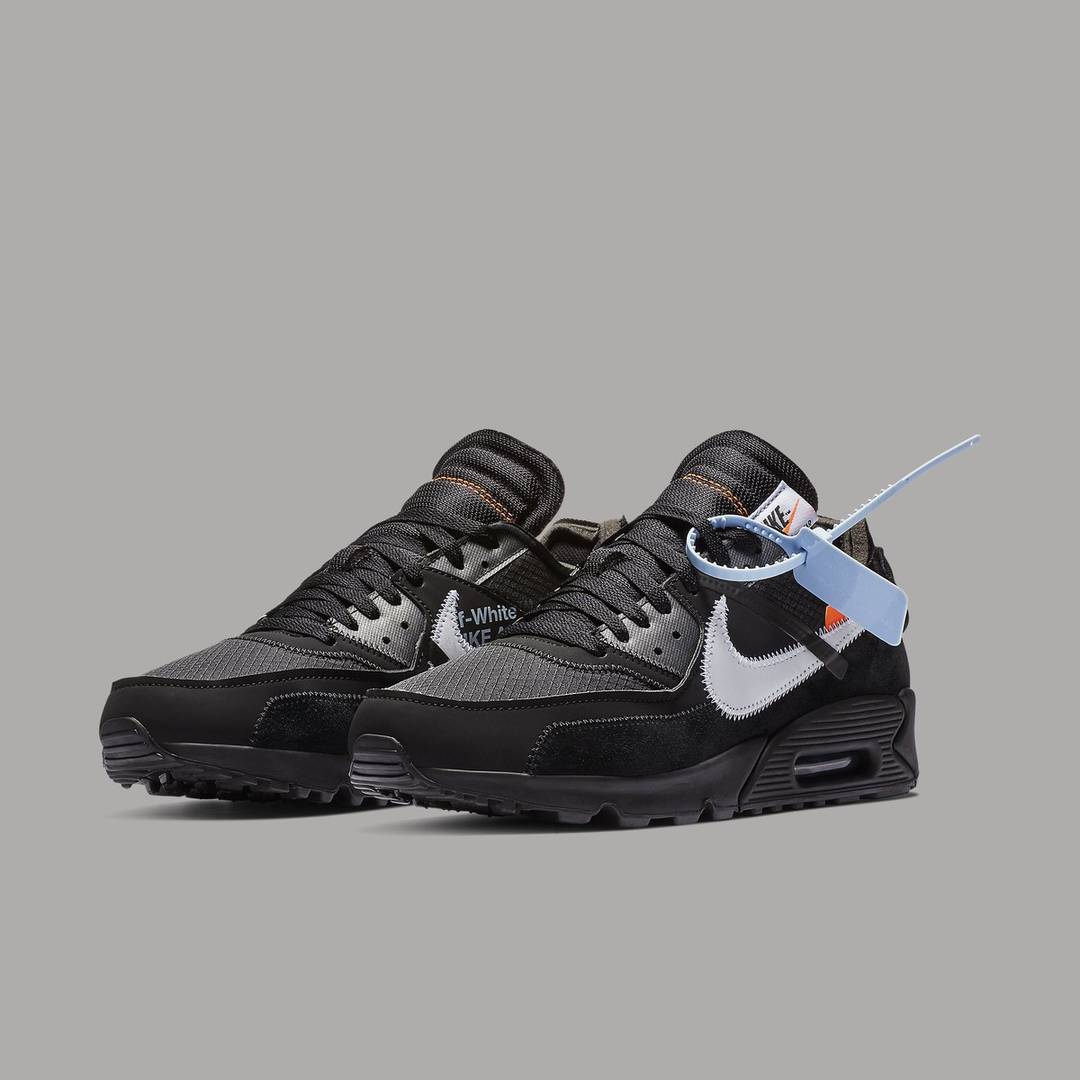 Off-White x Nike Air Max 90 Release Date Changed: Details