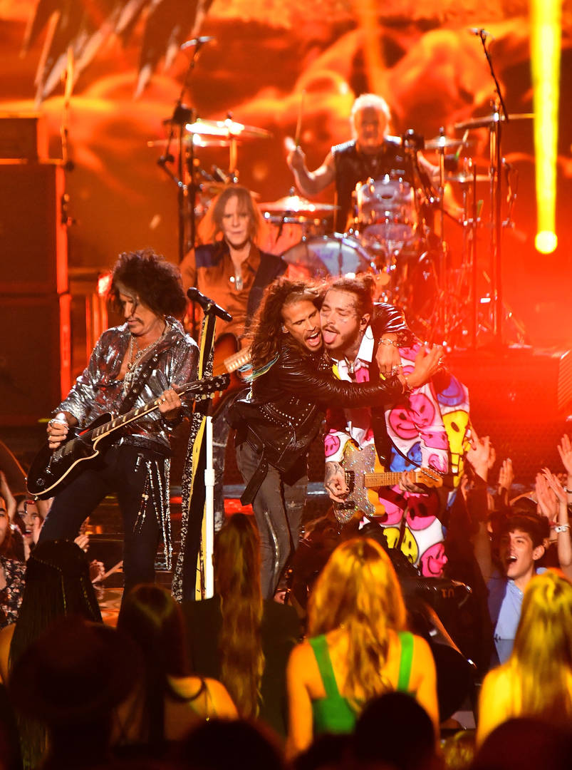 Post Malone & Red Hot Chili Peppers Set To Perform Together At 2019 Grammys
