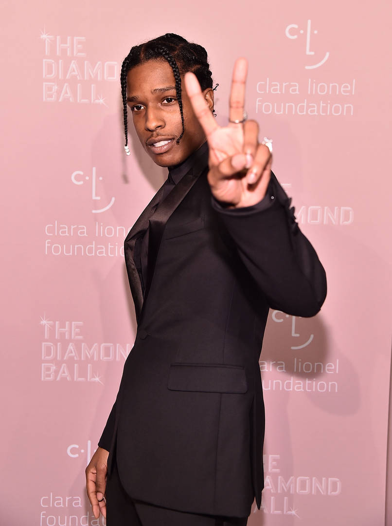 A$AP Rocky Names His Favorite Female Rappers Right Now
