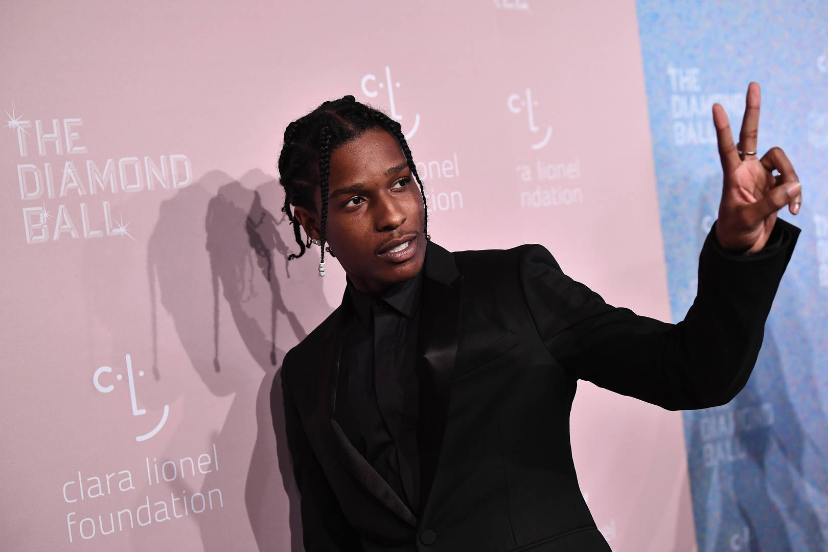 "A$AP Rocky Says R. Kelly ""Needs To Be Dealt With"""