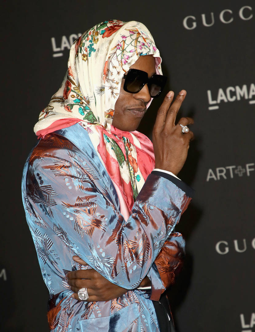 A$AP Rocky Gives Soulja Boy Credit For Paving The Way For Him