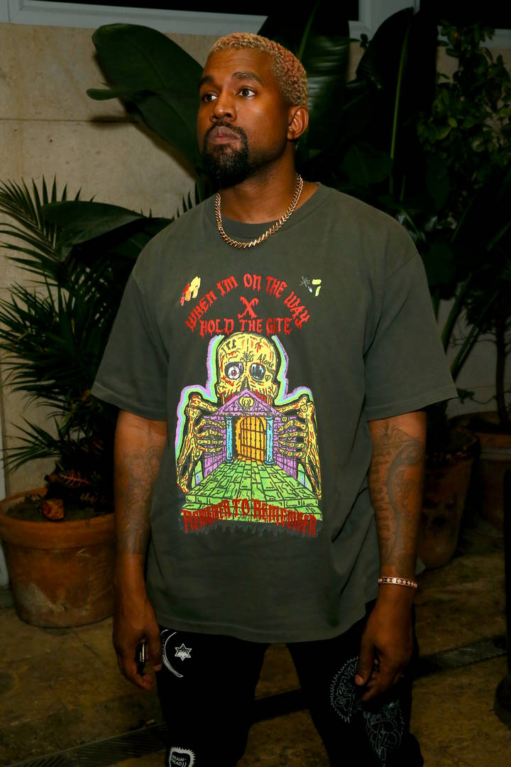 Kanye West Is Working On Christian Music With 112, Says Member Slim