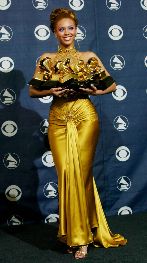 """Beyonce Is Asked To """"Pass The Torch"""" To Younger Talent"""