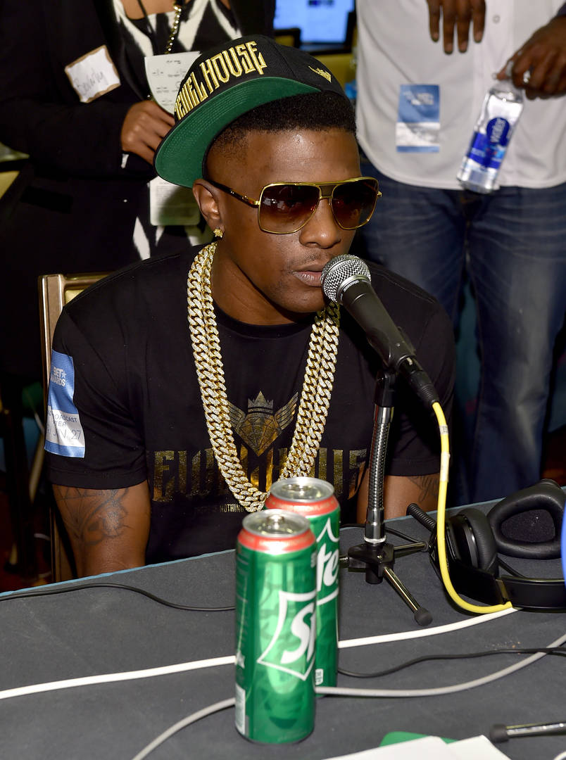 Boosie Badazz Claims He Was Racially Profiled When Pepper Sprayed At Mall