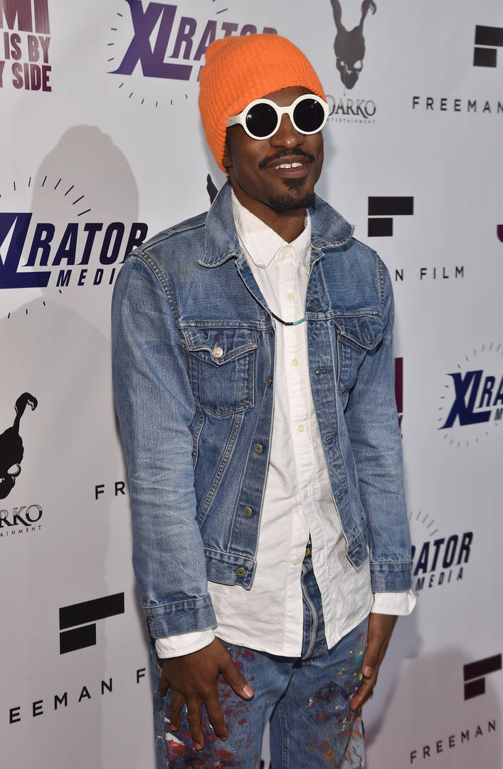 "André 3000 On Future: ""The Most Negative Inspirational Music Ever"""