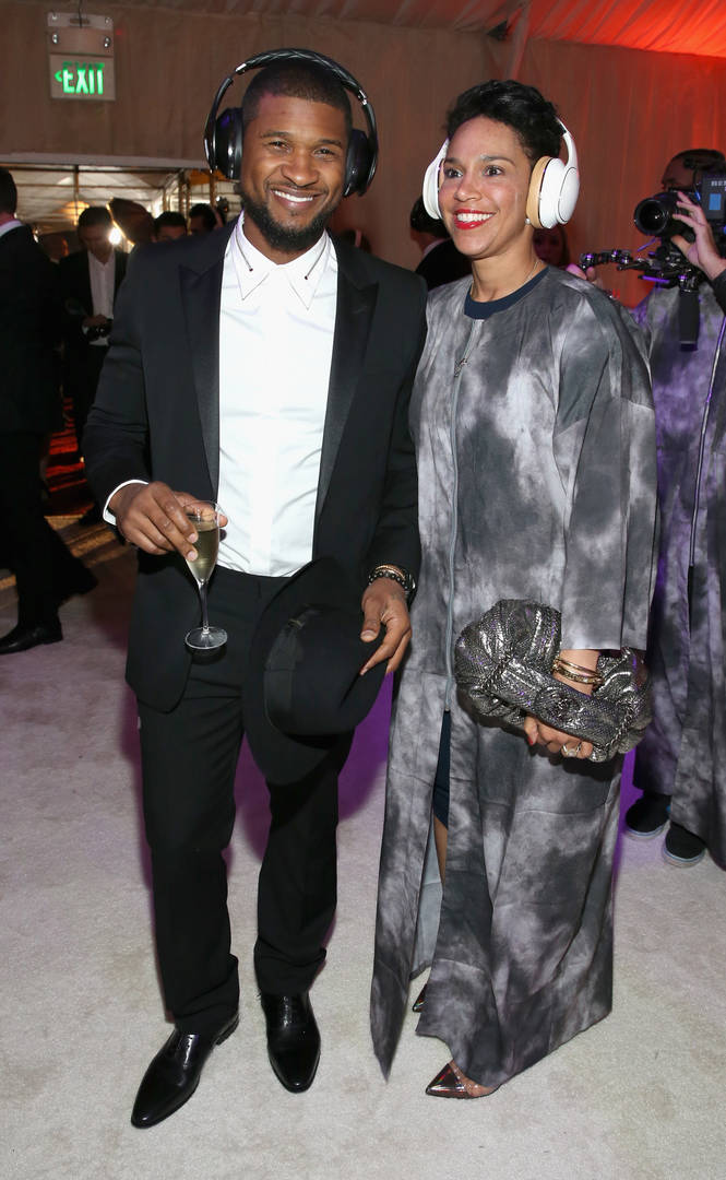 Usher's Taking Serious Precautions To Keep Divorce Private After Safety Concerns: Report