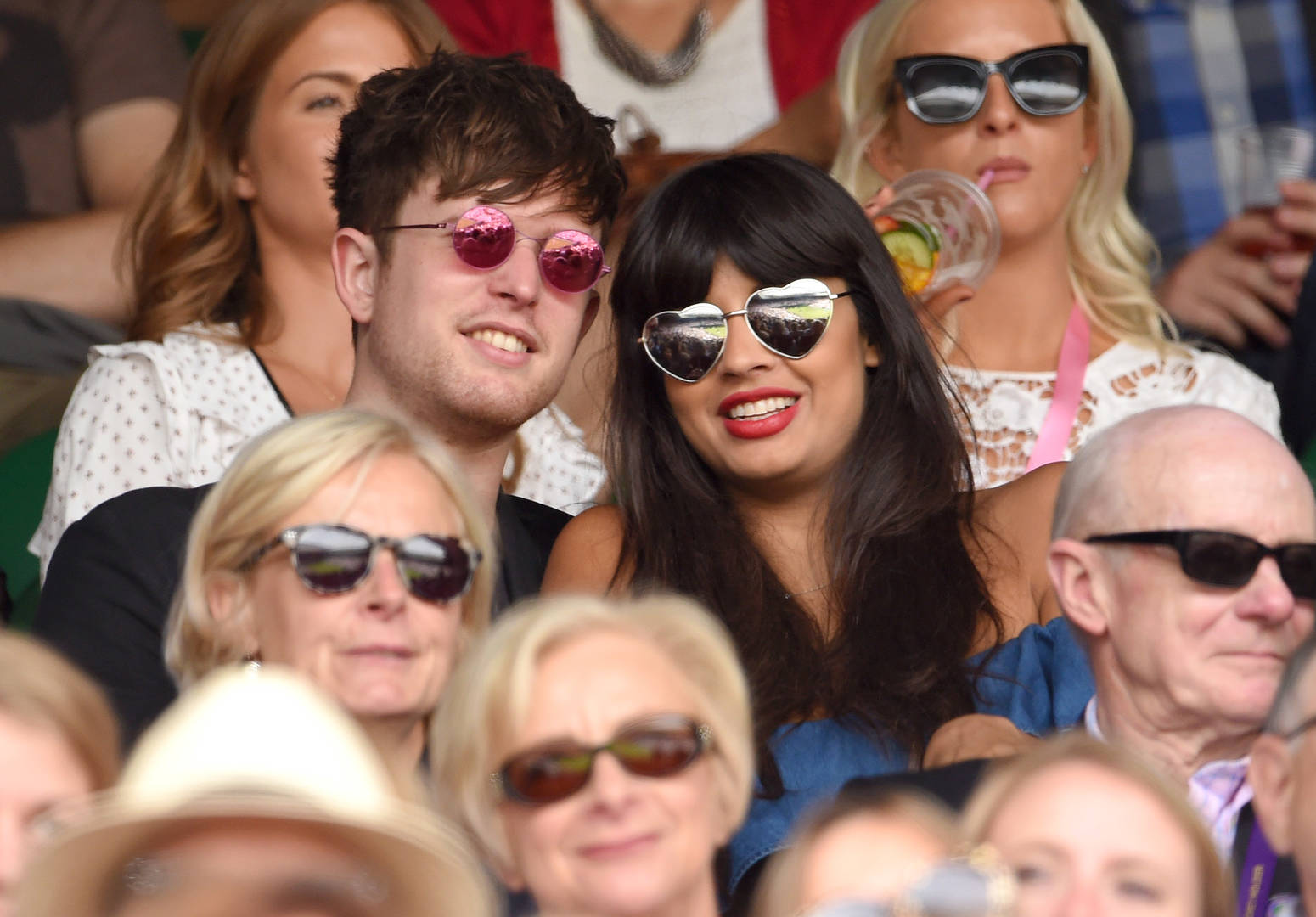 """James Blake Says His Girlfriend Jameela Jamil Is To Thank For """"Assume Form"""""""