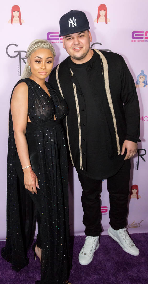 Police Allegedly Visit Blac Chyna After Being Accused Of Neglecting Daughter