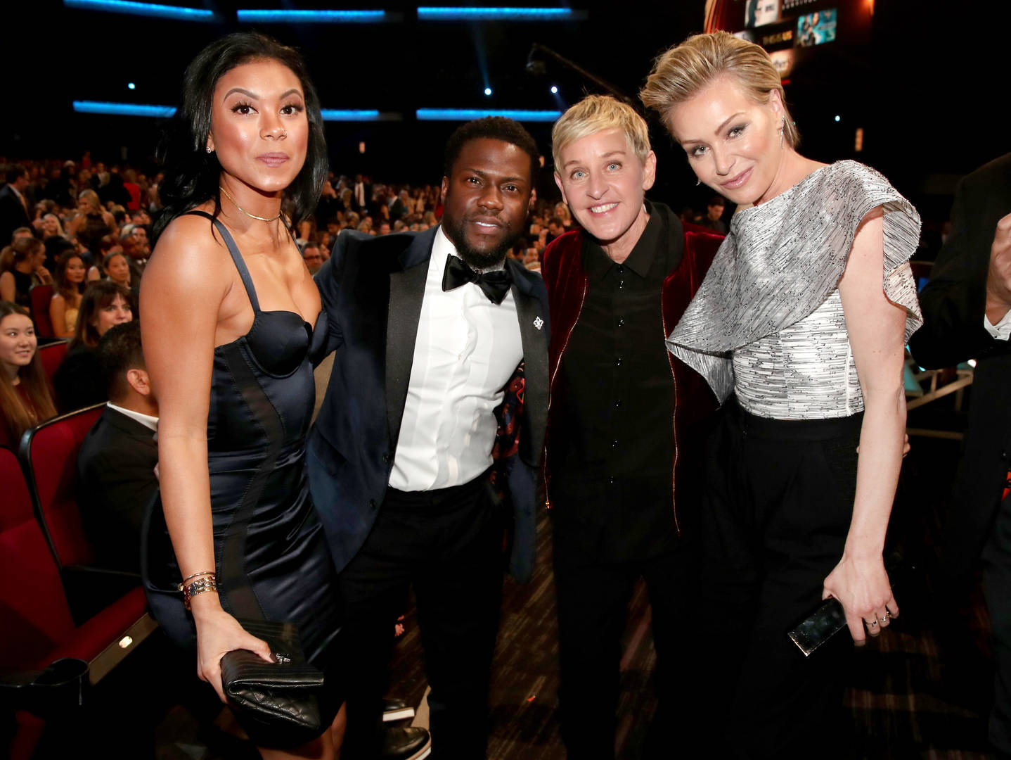 The Golden Globes Tore Apart The Oscars Drama With Kevin Hart