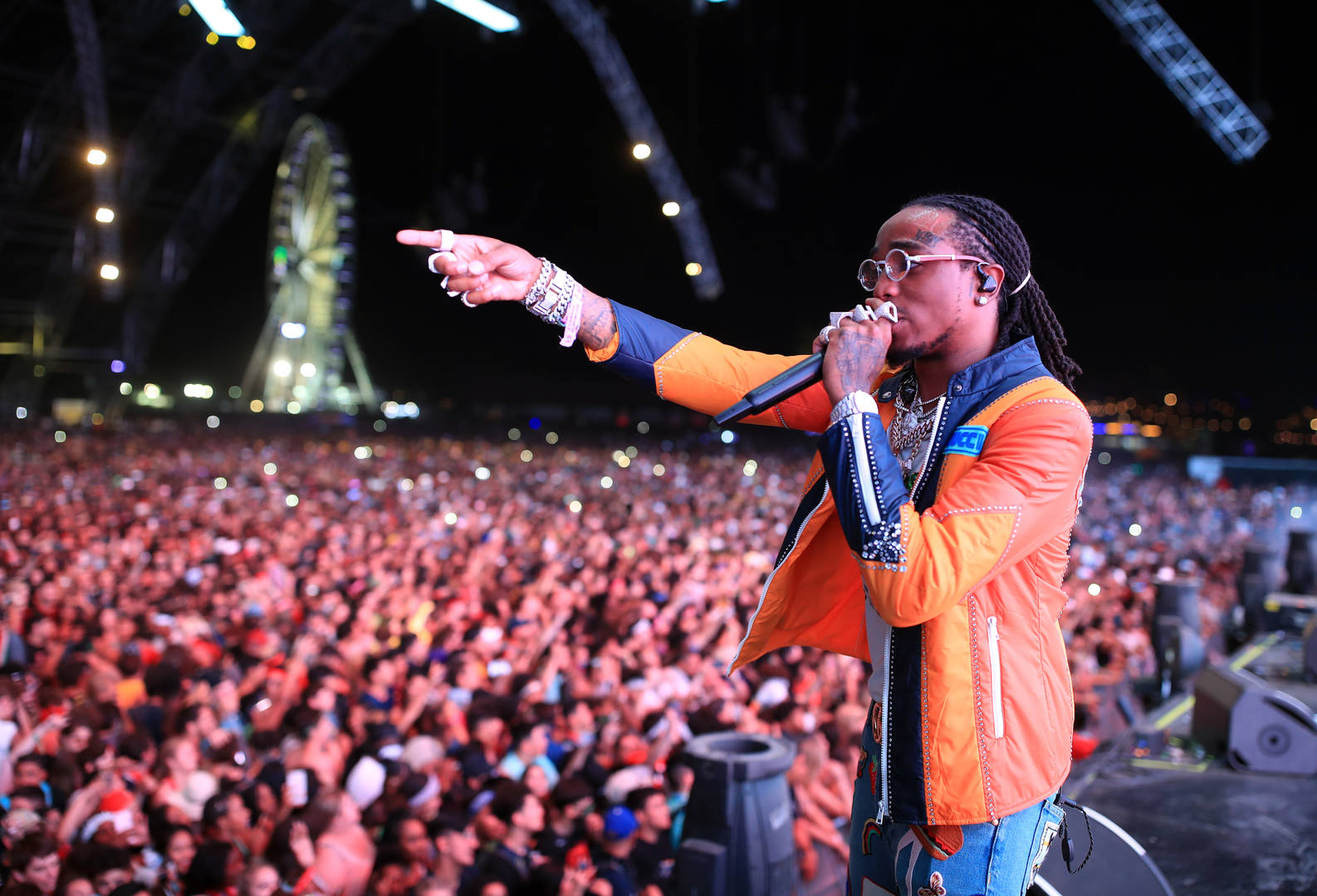 Quavo Talks Working With Kanye West, Travis Scott Doing The Superbowl, & More