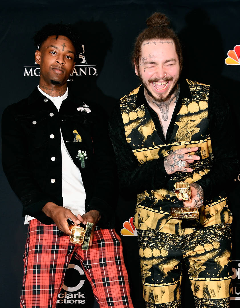 The Post Malone Dichotomy