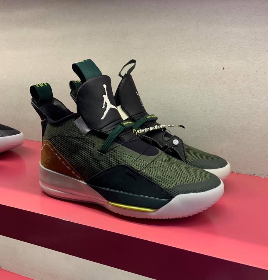 3fa5fd91df13 Travis Scott x Air Jordan 33 Rumored For NBA All Star Weekend Release