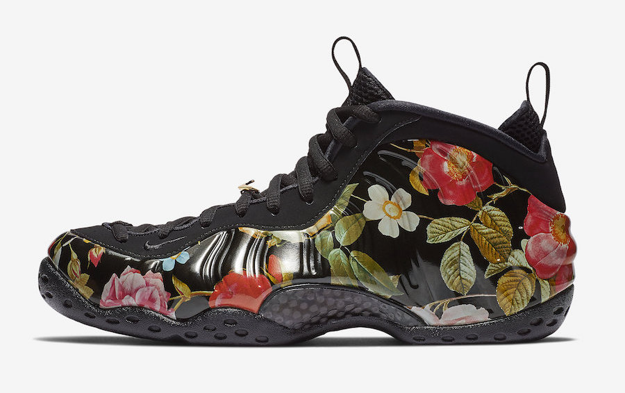 77ac8e2a832 Floral Nike Foampiste Releasing For Valentine s Day  Official Images