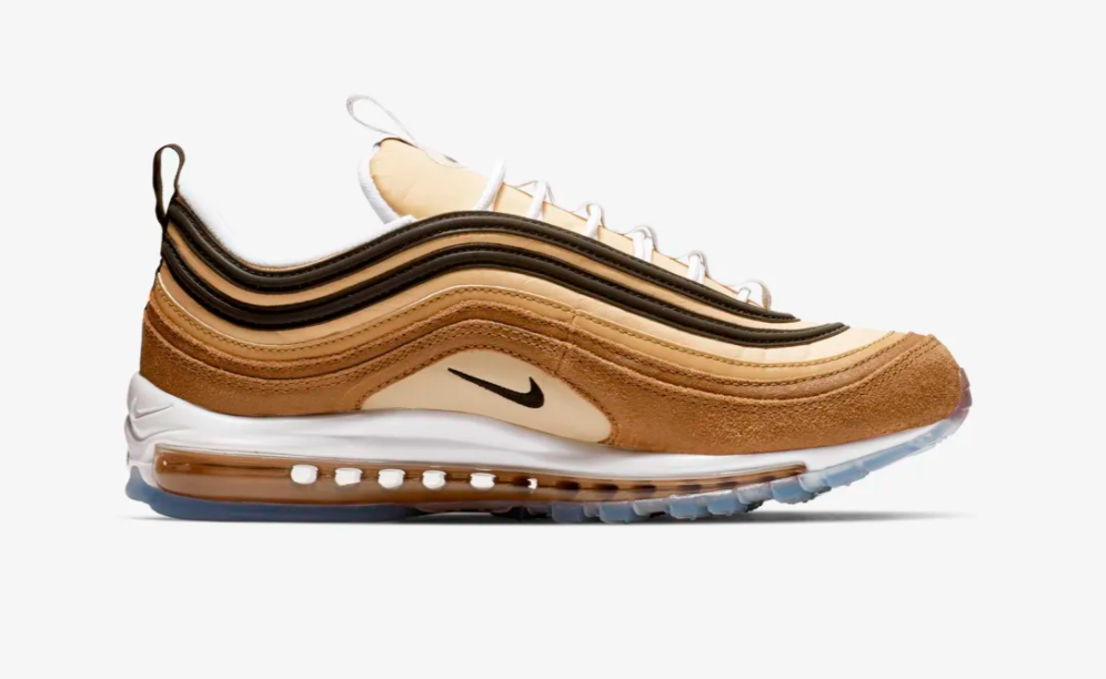 New Nike Air Max 97 Inspired By Shipping Boxes: Release Details