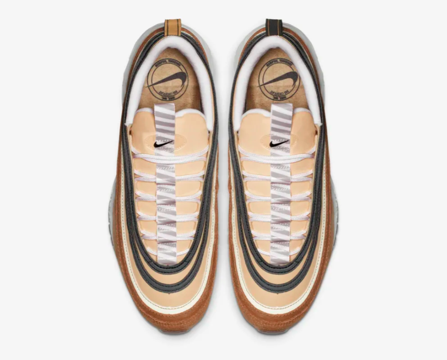 e5c29e31071c4 New Nike Air Max 97 Inspired By Shipping Boxes: Release Details