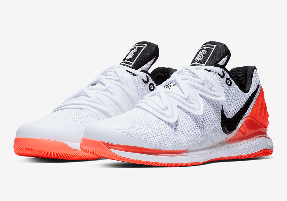 "NikeCourt Vapor X ""Kyrie 5"" Releasing Via Nike SNKRS: Purchase Links"