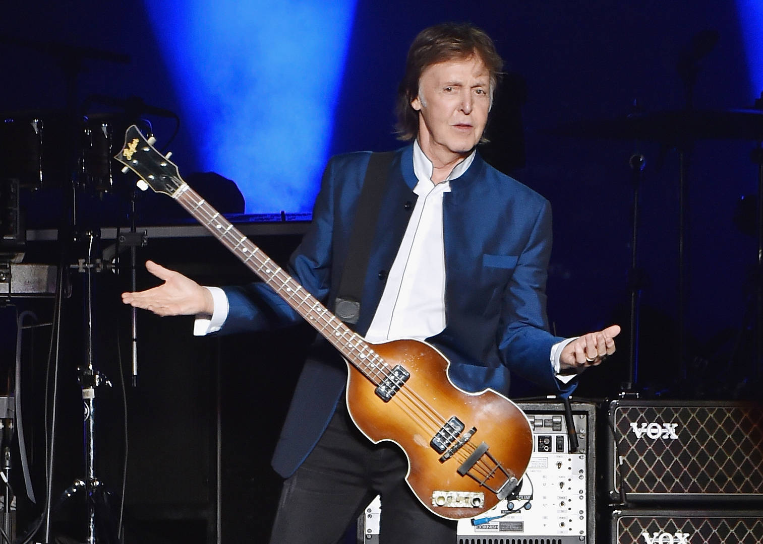 Paul McCartney Rocks The Autotune In Kanye West-Inspired Single