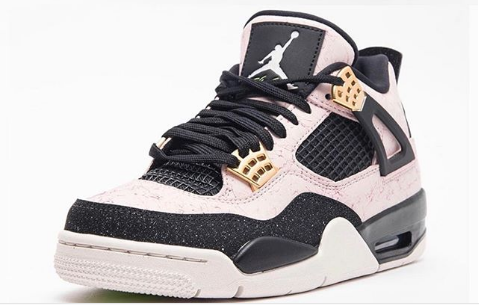 """Air Jordan 4 """"Siltstone Red"""" Rumored For February: First Look"""