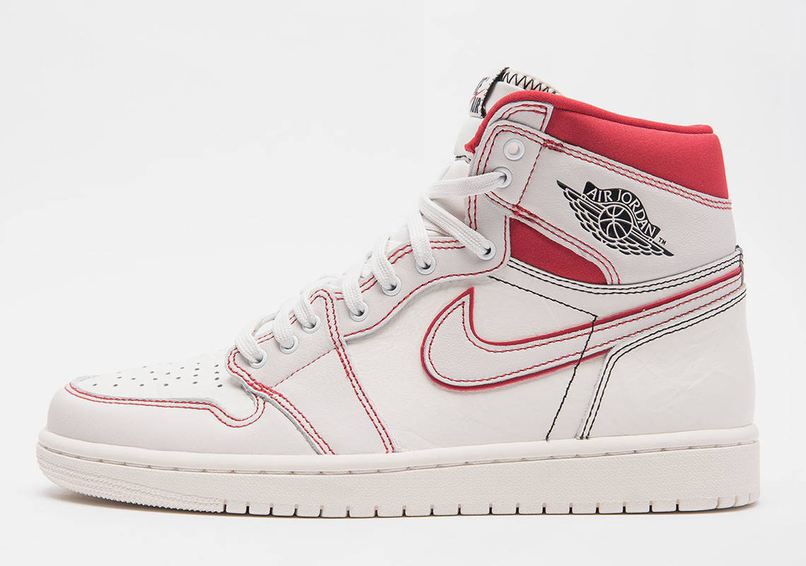 e0b16da16e6 Scroll down for some additional photos of the upcoming Air Jordan 1 while  we await official release details.