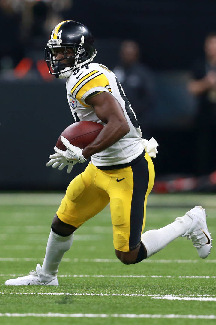Antonio Brown Trade Not Off The Table Says Steelers President