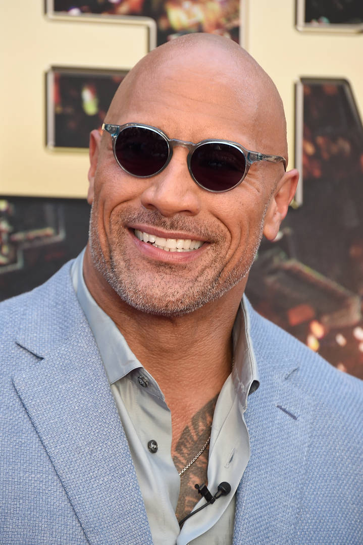 "Dwayne ""The Rock"" Johnson On Presidential Run: ""I'm Not Ruling It Out"""