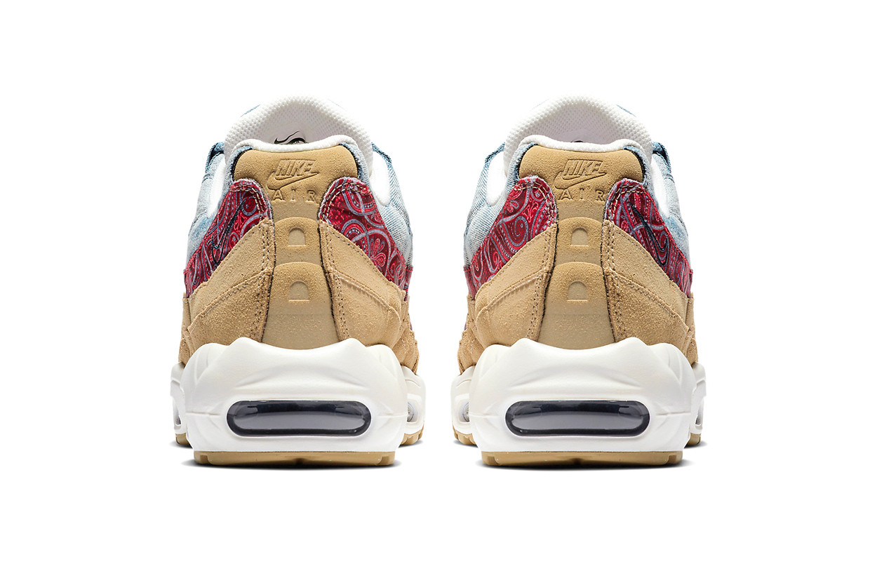 "Nike Air Max ""Wild West"" Pack Coming Soon: New Images"