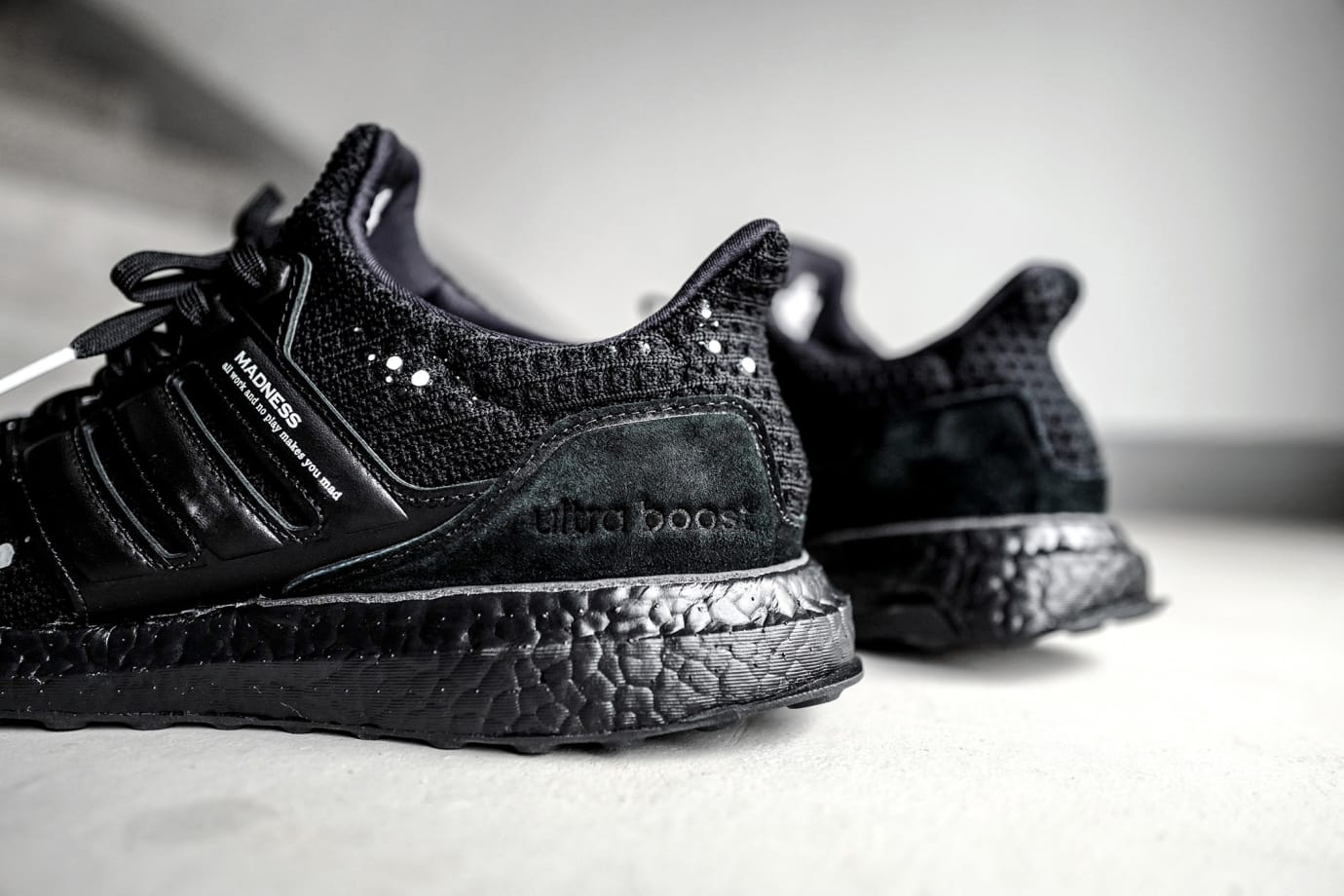 (Madness x Adidas Ultra Boost 4.0  Image via Jas Xue for Hypebeast) 3d2dfddc8e