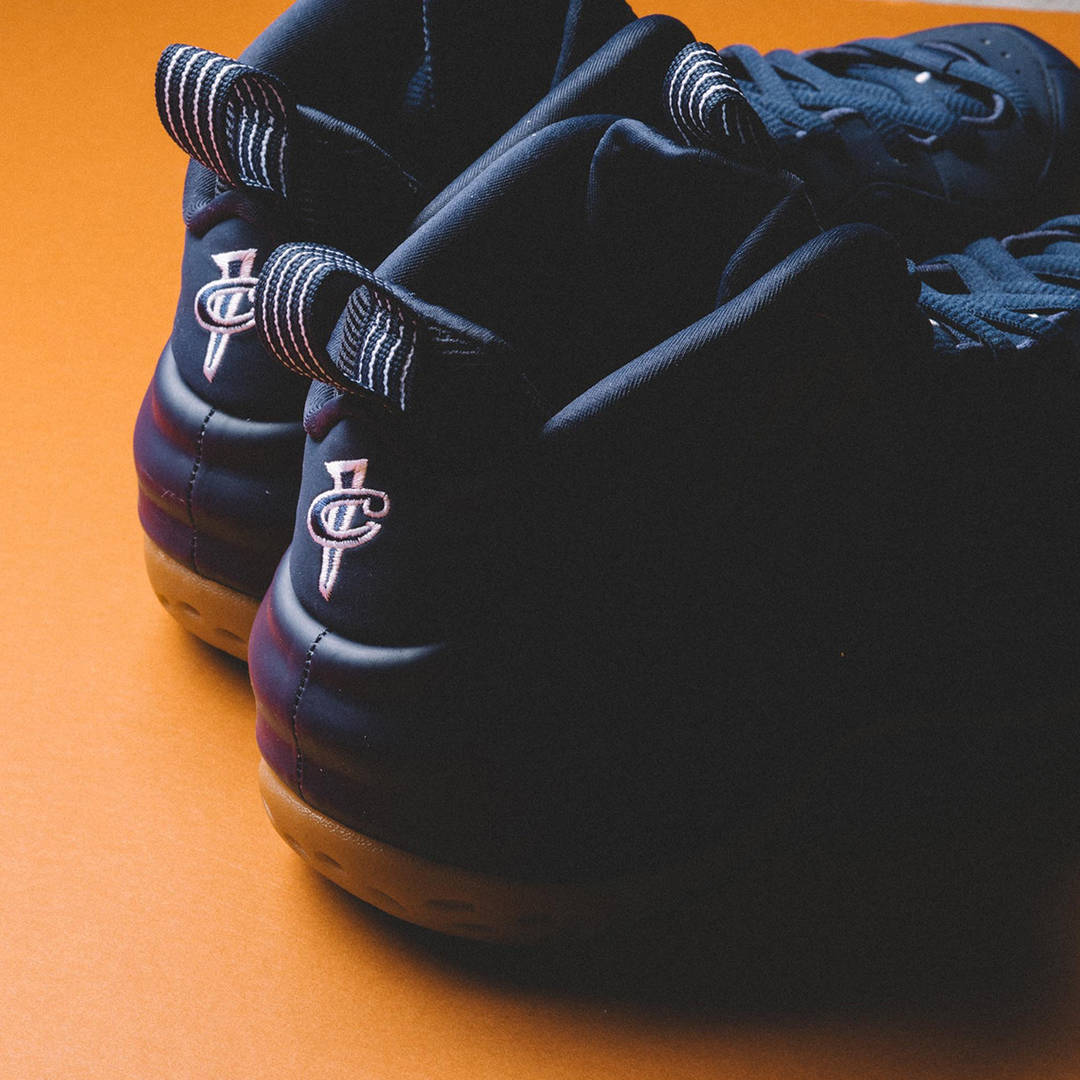 """Nike Air Foamposite One """"Navy/Gum"""" January Release Confirmed"""