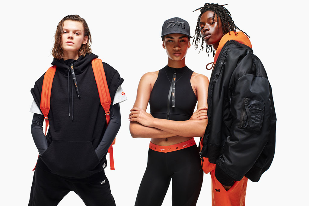 Victoria Beckham Launches New Reebok Apparel & Sneaker Collab