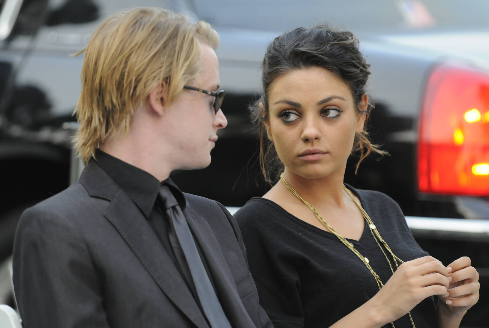 """Macaulay Culkin Defends Friendship With Michael Jackson As """"Normal"""""""