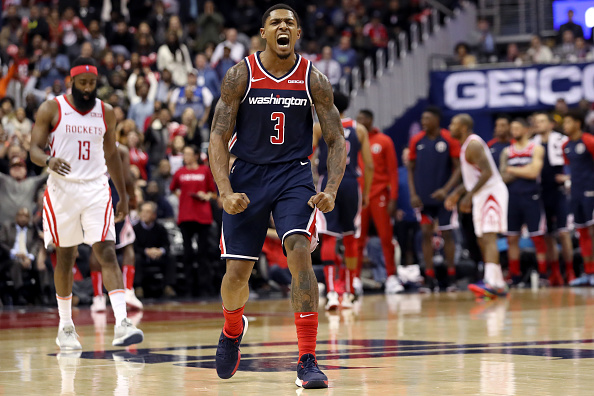 "Bradley Beal On Staying With Washington: ""I'd Die In That Wizards Jersey"""