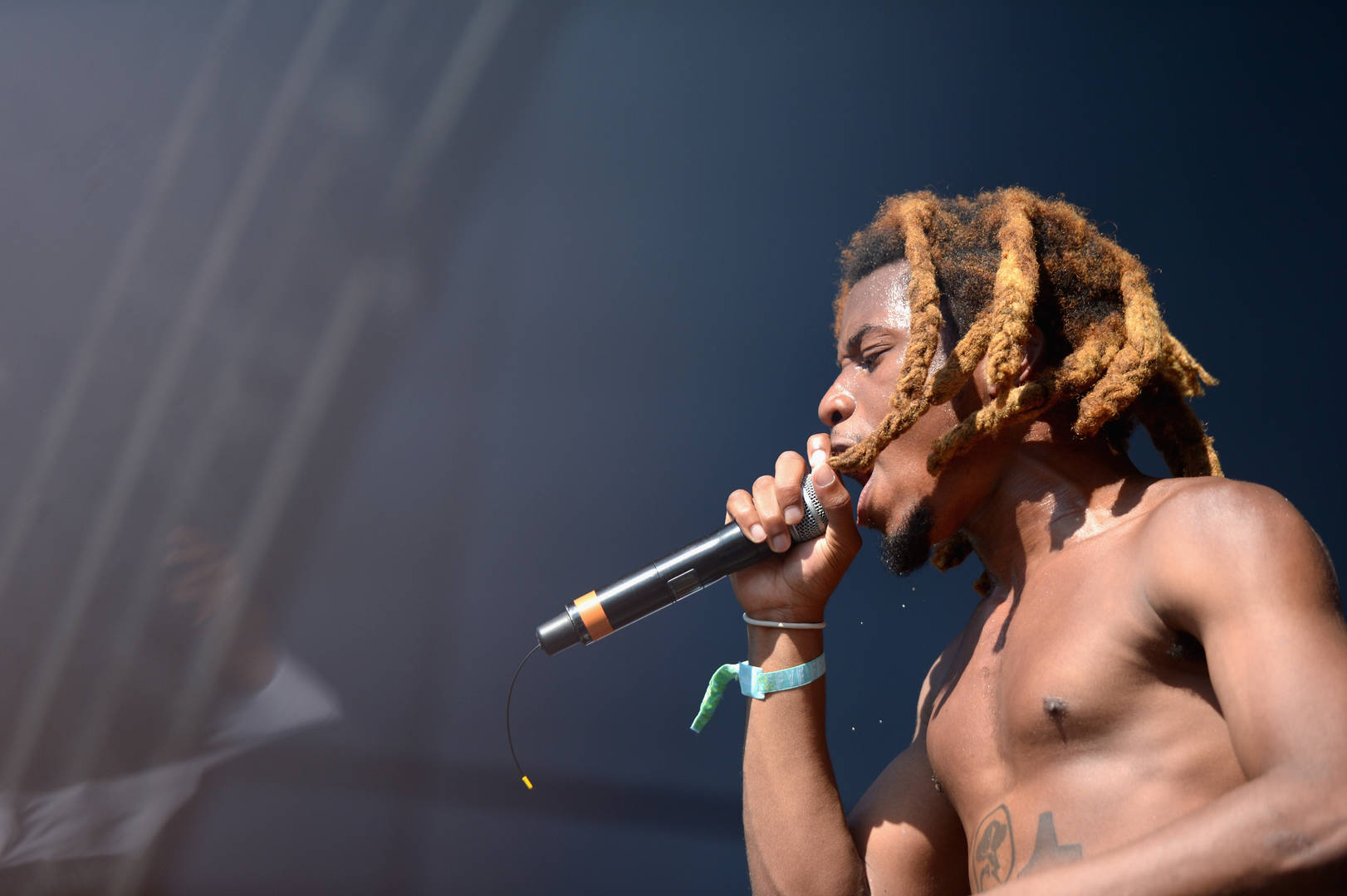 """Denzel Curry Obliterates Rage Against The Machine's """"Bulls On Parade"""""""