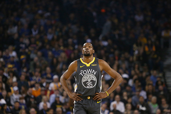 Kevin Durant presser transcript: 'I just want to play ball