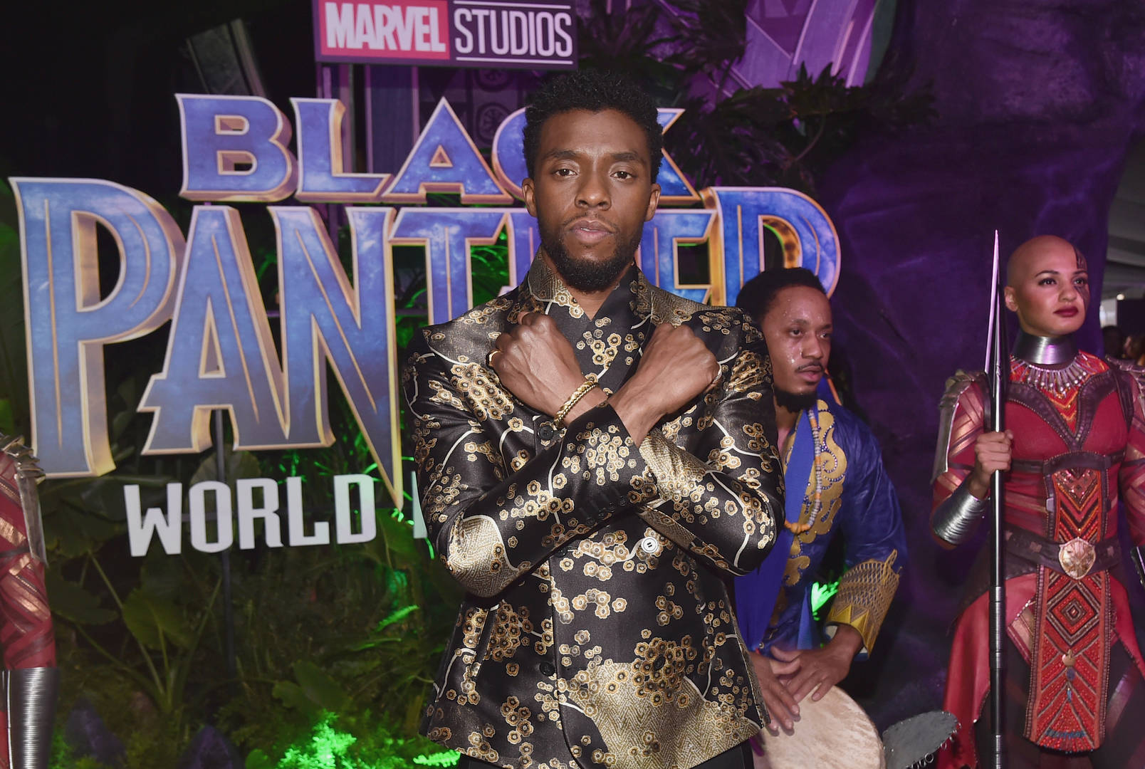 "Marvel's ""Black Panther"" Continues Dominance Streak With 2 Grammys"
