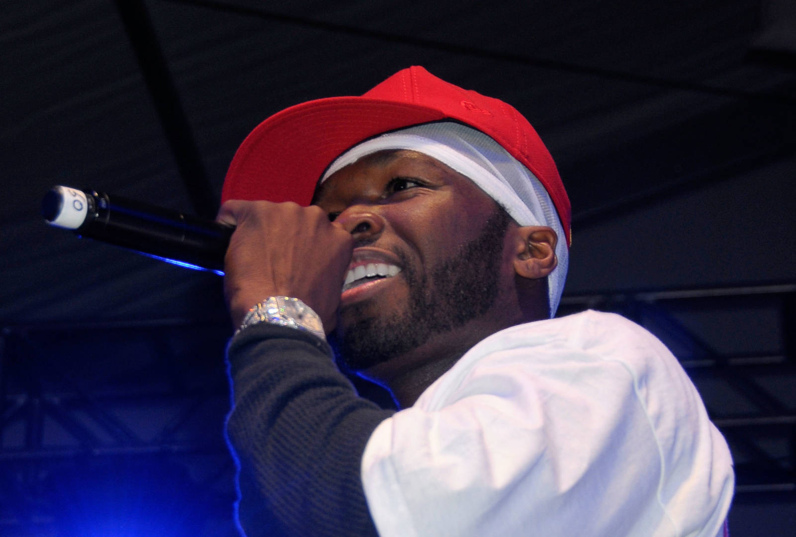 "50 Cent Takes It Back To ""How To Rob"" Days On Teairra Mari"