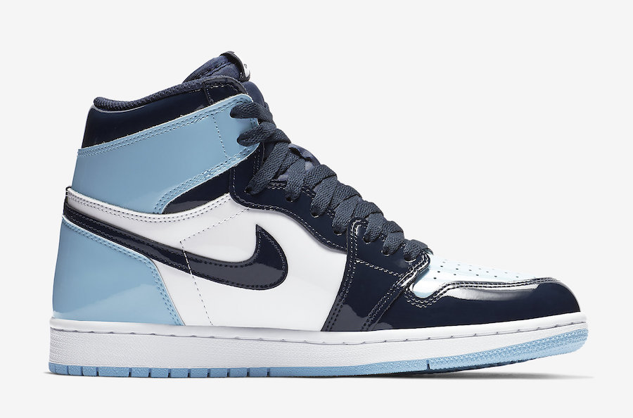 "Air Jordan 1 ""Blue Chill"" Releasing Today: Purchase Links"