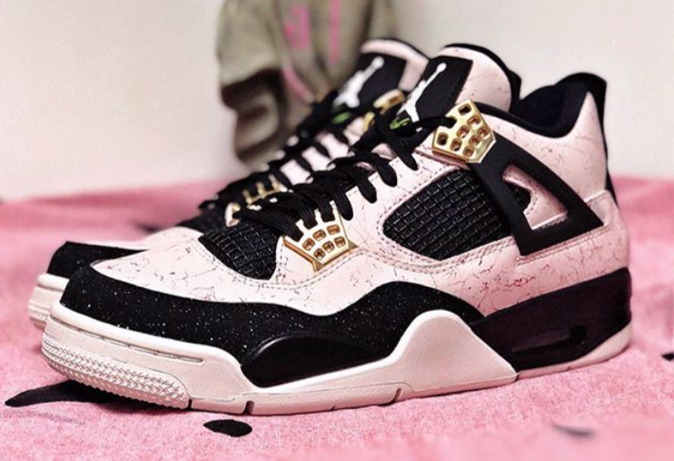 "Air Jordan 4 ""Silt Red"" Release Details Announced: New Images"