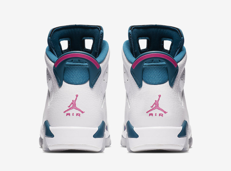 "8039bc3c7069 Air Jordan 6 ""Green Abyss"" Debuts This Weekend  Official Images"