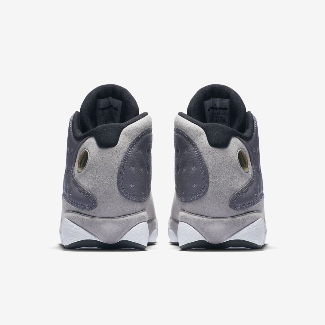 "Air Jordan 13 ""Atmosphere Grey"" Makes Retail Debut This Week  New Images c0cc272256"