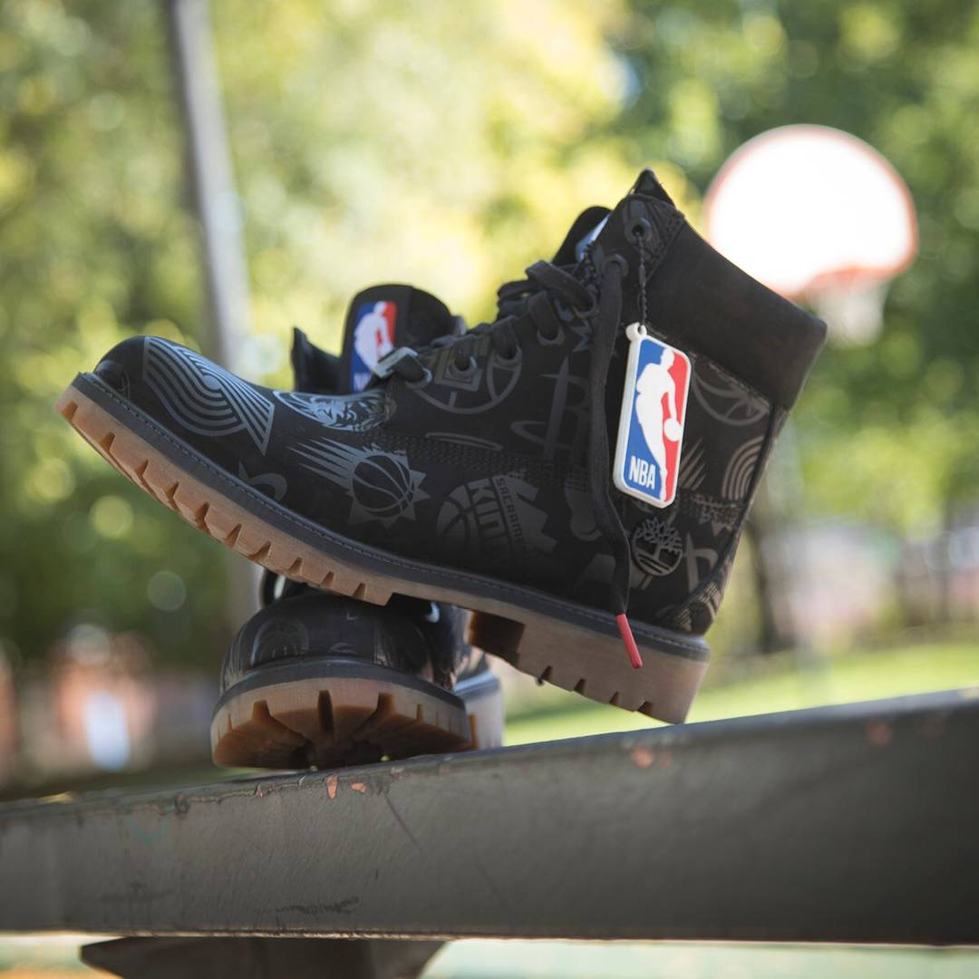 timeless design 73fd4 4714c NBA x Timberland Boot Collection Releasing This Week  Official Images