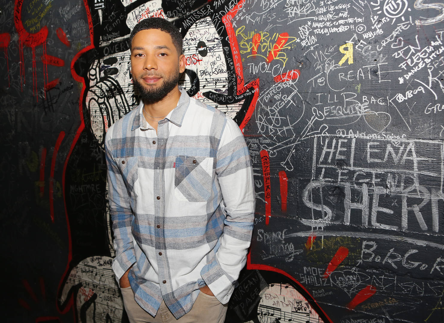 Jussie Smollett Returns EMPIRE For Finale Scenes & Detectives Still Thirstin